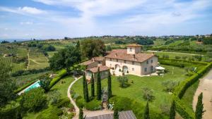 Badia a Passignano Villa Sleeps 12 Pool Air Con