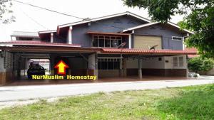 Nur Muslim Homestay At Kota Bharu - Sungai Kolok