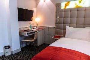 Hotel St.Gotthard, Hotely  Curych - big - 39