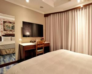 Beauty Hotels - Star Beauty Resort, Hotels  Taipei - big - 45