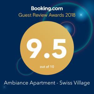 Ambiance Apartment - Swiss Village, Apartmány  Sibiu - big - 7