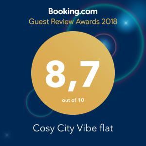 Cosy City Vibe flat