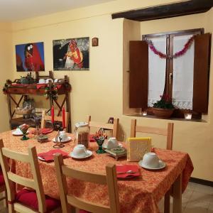 B&B Villa d'Aria, B&B (nocľahy s raňajkami)  Abbadia di Fiastra - big - 13