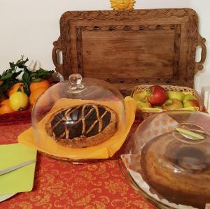 B&B Villa d'Aria, Bed & Breakfasts  Abbadia di Fiastra - big - 41