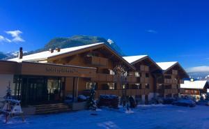 Hotel Spitzhorn Superieur - Gstaad