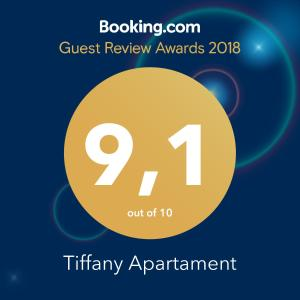 Tiffany Apartament
