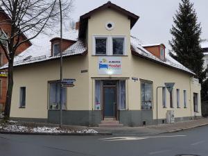 Hotel Hostel 1A Auberge Bayreuth Německo