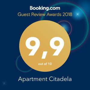 Apartment Citadela, Apartmány  Split - big - 13