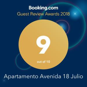 Apartamento Avenida 18 Julio, Appartamenti  Montevideo - big - 40