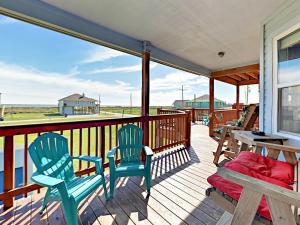 Ocean View Home Home - Galveston