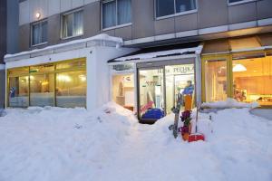 Auberges de jeunesse - Hutte Pechka Hotel