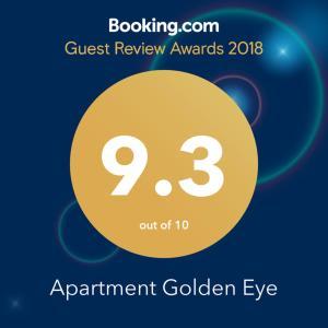 Apartment Golden Eye