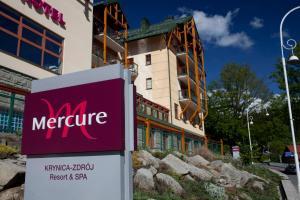 Hotel Mercure Krynica Zdrój ResortSpa
