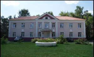 Гостиница Шатура, Шатура