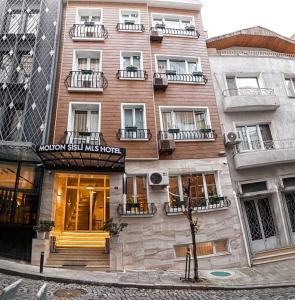 Hotel Tuna, Стамбул
