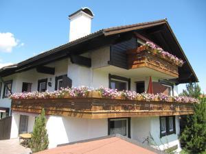 Gästehaus Panoramablick - Berg