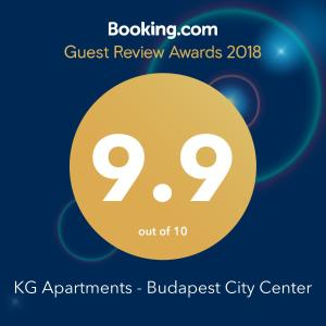KG Apartments Budapest City Center