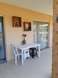 Apartamento Villa das Águas, Apartmány  Estância - big - 29