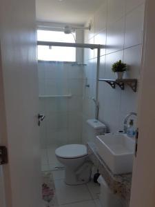 Apartamento Villa das Águas, Apartmány  Estância - big - 35