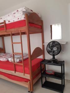 Apartamento Villa das Águas, Apartmány  Estância - big - 45