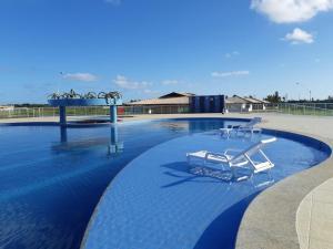 Apartamento Villa das Águas, Appartamenti  Estância - big - 51
