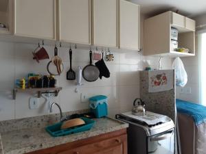 Apartamento Villa das Águas, Appartamenti  Estância - big - 53