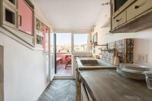 Scala Lovely Terrace Apartment - abcRoma.com
