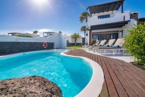 Villas Kamezi, Vily  Playa Blanca - big - 40