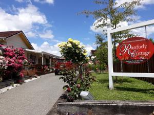 Ranfurly Cottage - Accommodation - Raetihi