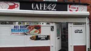 Cafe' 42 Bed & Breakfast - Washingborough
