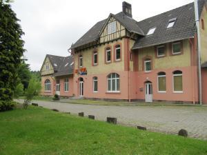 Hotel am Bahnhof - Eime