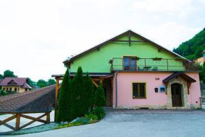 Pension Penzión a pizzéria u Šujana Lysica Slowakei