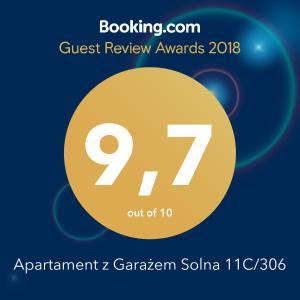 Apartament z Garażem Solna 11C306