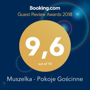 Muszelka - Pokoje Gościnne