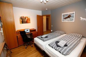 Hellnafell, Apartmanok  Grundarfjordur - big - 51