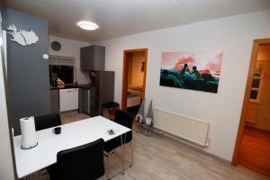 Hellnafell, Apartmanok  Grundarfjordur - big - 72