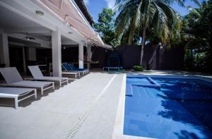 Casa Armonia, Dovolenkové domy  Cancún - big - 39