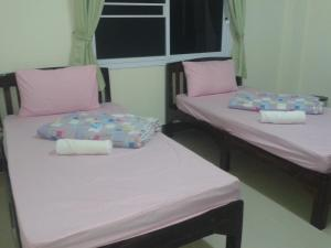 Twin Room with Balcony The First Resident Lamphun