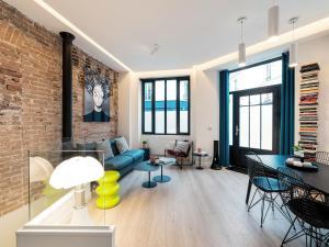 Exclusive Loft in Le Marais, Apartmány  Paříž - big - 3