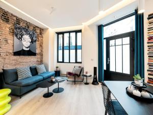 Exclusive Loft in Le Marais, Apartmány  Paříž - big - 4