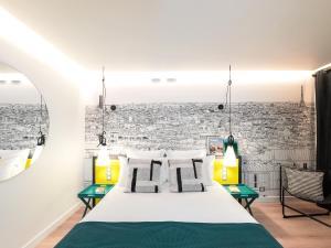 Exclusive Loft in Le Marais, Apartmány  Paříž - big - 11