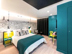 Exclusive Loft in Le Marais, Apartmány  Paříž - big - 12