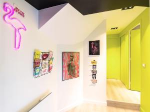 Exclusive Loft in Le Marais, Apartmány  Paříž - big - 16