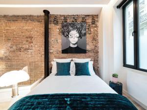 Exclusive Loft in Le Marais, Apartmány  Paříž - big - 23