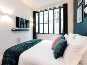 Exclusive Loft in Le Marais, Apartmány  Paříž - big - 25