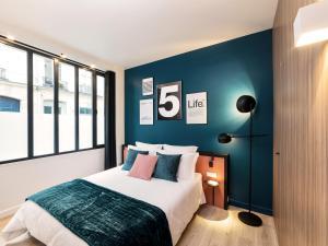 Exclusive Loft in Le Marais, Apartmány  Paříž - big - 27