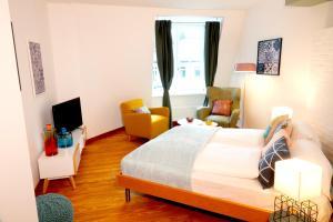 Hotel Villago, Hotels  Eggersdorf - big - 70