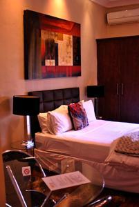 Saffron Guest House, Penziony  Johannesburg - big - 5