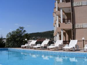 Hotel Naslada, Балчик