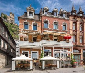 Hostales Baratos - Hotel Restaurant Stadt Mainz